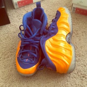 the best attitude 4ff9f 22bbf Other - Foamposite knicks